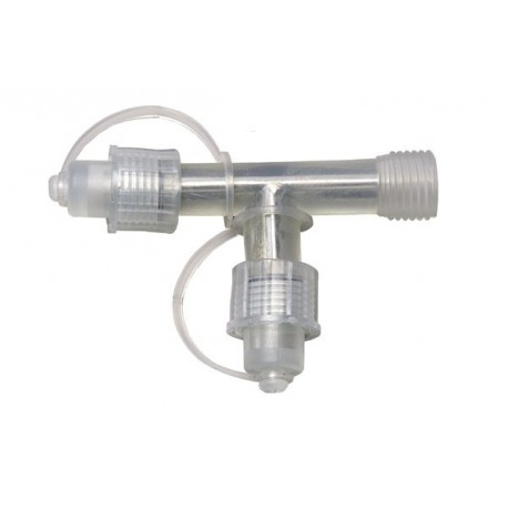 System LED T-koppling PVC extra