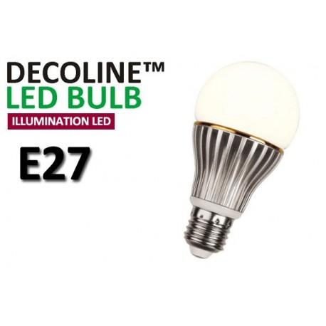 Normallampa LED Decoline Illumination Opal 6W E27 Varmvit