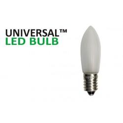 Universal LED E10 Frostad 3-Pack