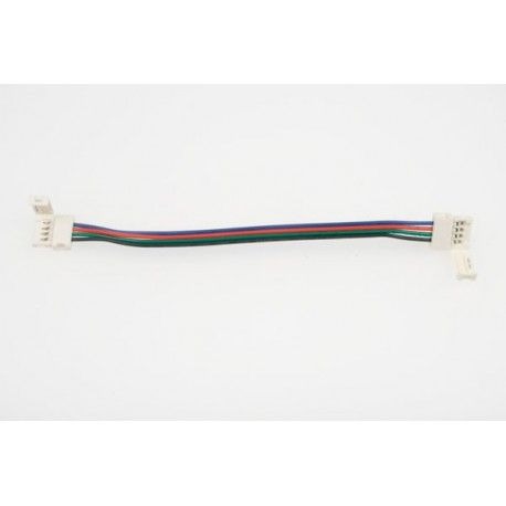 Skarvkabel med snabbkontakt till LED-tejp RGB