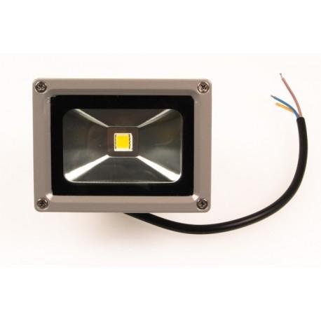 Strålkastare 230V 10 Watt COB LED
