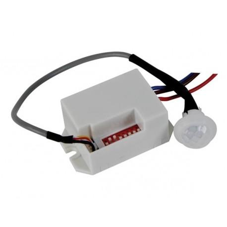 PIR Sensor Justerbar 12 Volt, 25 Watt