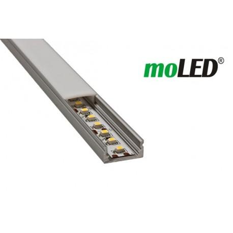 "Komplett LED-listpaket ""Slim"" 1m 19,2W"