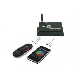 WI-FI styrning RGB, för Iphone och Android