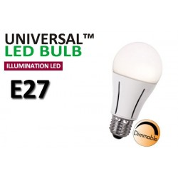 Dimbar 10,5W Normallampa E27 LED Decoline Illumination
