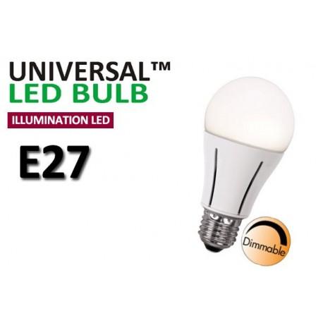 Dimbar 10,5W Normallampa E27 LED Decoline Illumination