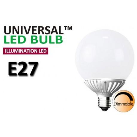 Dimbar 10W Globlampa E27 LED Decoline Illumination