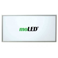 600x1200mm Varmvit 72W Led-panel