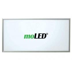 600x1200mm Kallvit 72W Led-panel
