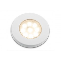 Flame Vit Downlight 12v DC-anslutning