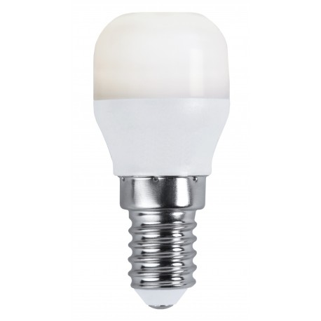 Päronlampa LED Opal E14 2700K 1.6W