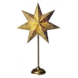 Antique Mini Stjärna på fot 55cm