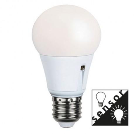 Normallampa E27 LED Skymningsrelä Decoline Illumination