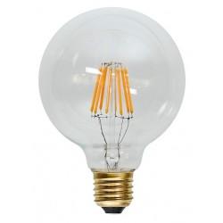 Decoration LED Klar Filament E27 Klot 2100K 4W