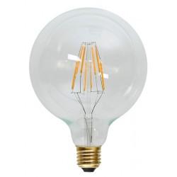 Decoration LED Klar Filament E27 12.5cm 2100K 4W