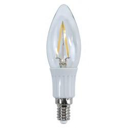 Promo LED Filament Klar E14 Kron 2900K 2W