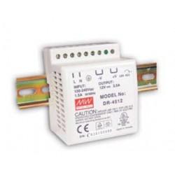 Elektronisk trafo för DIN-montering 42W