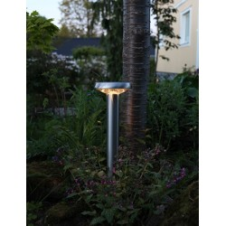 LED Gångljus med solcell