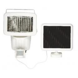 Sensorstrålkastare, solcell