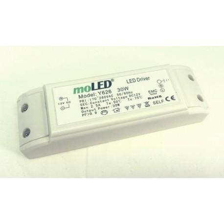 Elektronisk trafo för LED 30 Watt