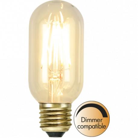 LED-LAMPA E27 T45 SOFT GLOW Dimbar