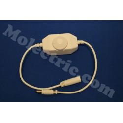 Sladd-dimmer 12 Volt Plug&Play
