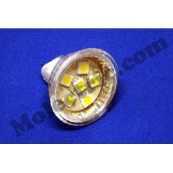 MR11 6 stycken SMD lysdioder