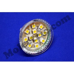 MR16 Varmvit 12 SMD 12-30 Volt
