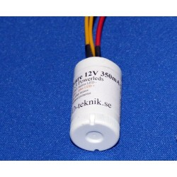 Power LED-driver 6-40V AC/DC 350mA