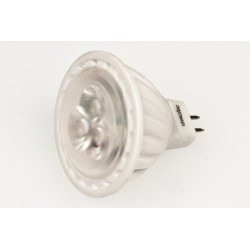 MR16 Varmvit 3X1W Power LED