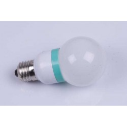 Globlampa E27 24 SMD LED 1 Watt!