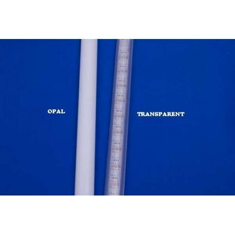 Opal Monteringslist för LEDtejp, metervara