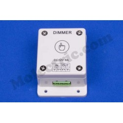 Touch-Dimmer 12 Volt 96 Watt