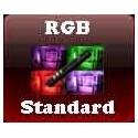 RGB tejp Standard